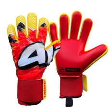 4keepers Evo Rojo NC S660815 goalkeeper gloves