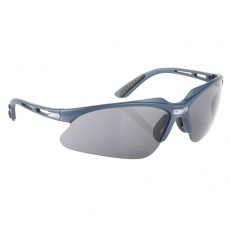okuliare Mighty čierne + výmenná skla