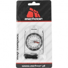 Meteor compass with ruler 71011