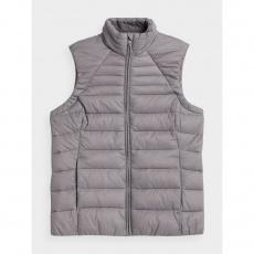 4F W Vest H4Z21-KUDP001 Gray