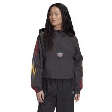 Adidas Originals Adicolor Half-Zip Crop Top W GD2262