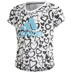 Adidas Must Haves Graphic Tee Jr GE0937