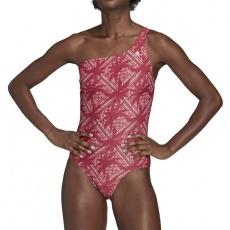 Adidas SH3.RO Asymetric Festivibes Swimsuit W GM3896
