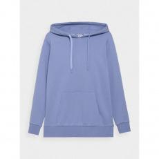 4F W NOSH4-BLD352 Denim sweatshirt