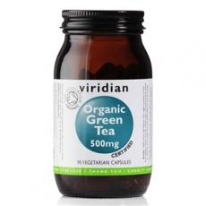 Green Tea 90 kapsúl Organic (Extrakt zo zeleného čaju)