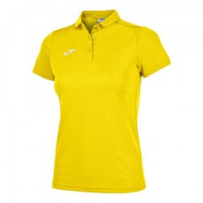 HOBBY WOMEN POLO SHIRT YELLOW S/S