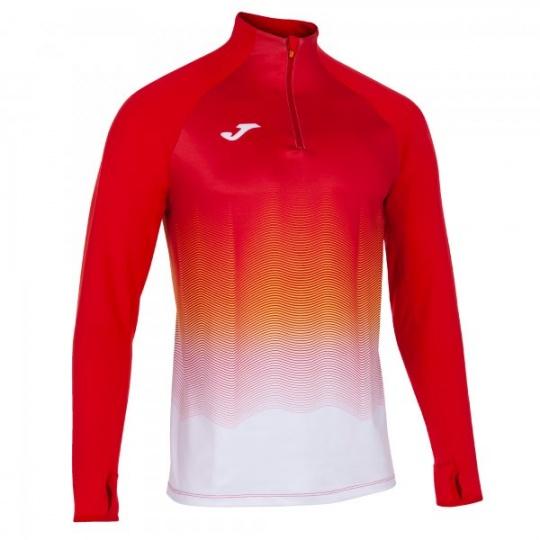 ELITE VII SWEATSHIRT RED-WHITE-YELLOW