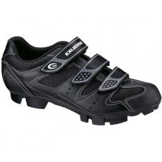boty MTB EXUSTAR SM324 černé