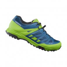 topánky Shimano ET5 neónové žlté