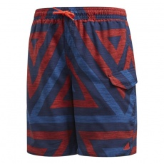 Adidas YB AOP SH CL Jr CV5215 swimming shorts