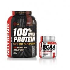 100% Whey Protein 2,25kg pistácie