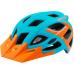 prilba Rock Machine Edge modro / oranžová vel. M / L 58-61cm