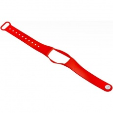 Fit 13 smart watch strap, red