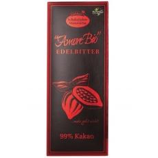 čokoláda horká 99% kakaa Liebhart's 80g
