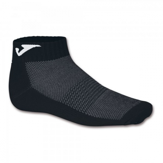 SOCKS ANKLE BLACK -PACK 12 PRS-