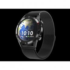 Watch, smartwatch Garett Gentleman GT black, steel