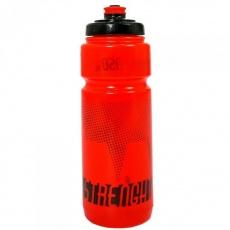 Fľaša Strenght 750 ml, červená