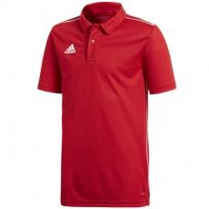 T-Shirt adidas Core 18 Polo Jr CV3681