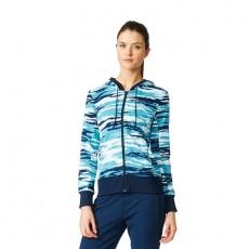 Adidas Essentials Hoody All Over Print W AY4877