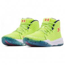 Under Armor GS Jet Splash Jr 3024 120 300 basketball shoe