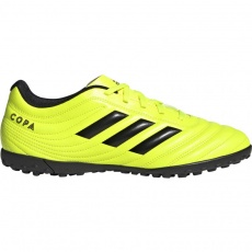 Adidas Copa 19.4 TF M F35483 football shoes yellow