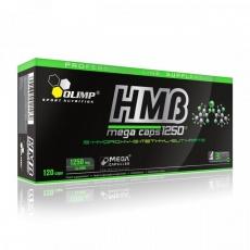 HMB Mega Caps 1250mg Olimp 120 capsules