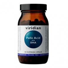 Folic Acid with DHA 90 kapsúl (Kyselina listová a DHA)