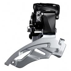 přesmykač SHIMANO Altus FD-M2000 9 speed 34,9mm (s adaptérem na 31,8 a 28,6 mm ) Down Swing