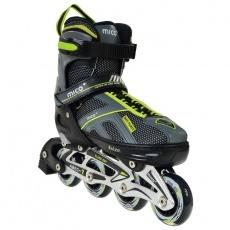 Roller skates Mico Flash Jr PW-126B-79