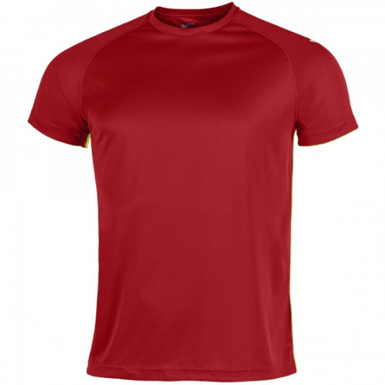EVENTOS T-SHIRT RED S/S PACK 25