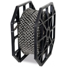 reťaz KMC X-9.93 šedo / šedý dielenské balenie 50m + 40 spojok
