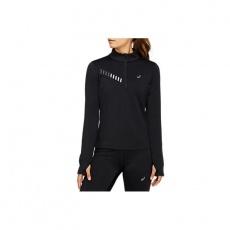 Asics Lite-Show Winter 1/2 Zip Top Sweatshirt W 2012B051-001