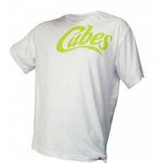 dres krátky pánsky HAVEN Cubes bielo / zelený