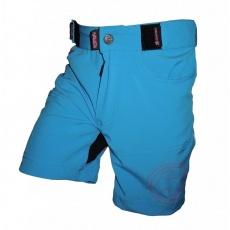 nohavice krátke detské HAVEN Teenage modro / ružové