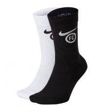 Nike FC Essential 2 Pack SK0032-912 socks