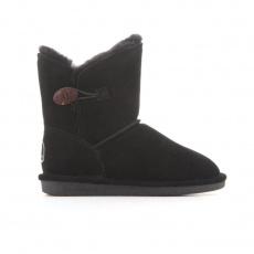 BearPaw Rosie W Black II winter shoes