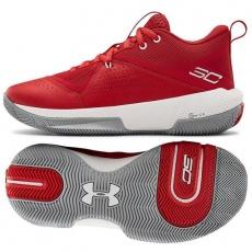 Under Armor GS SC 3Zero IV Boys Jr 3023918-600 basketball shoes