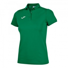 HOBBY WOMEN POLO SHIRT GREEN MEDIUM S/S