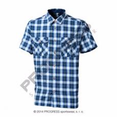 OS ATTILA pánska športová košeľa