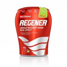 nápoj Nutrend REGENER 450g fresh apple