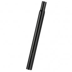 sedlovka 27.2 x 300mm Fe čierna