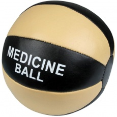 Medicine ball leather 4 kg
