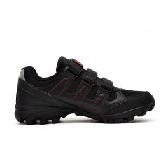 topánky FLR Bushmaster PRO čierno / červené