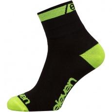ponožky ELEVEN Howa EVN veľ.11-13 (XL) fluo / čierne