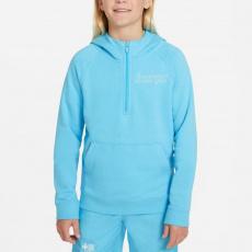 Nike FC Barcelona NSW Jr DC7288 425 sweatshirt