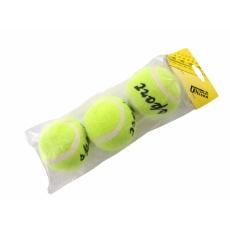 loptičky tenis 3ks