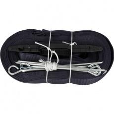 NETEX badminton lines, universal, black