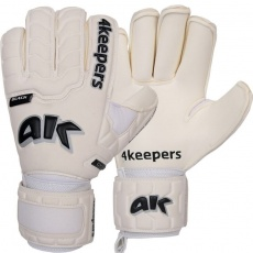 4Keepers Champ Black IV RF S605382 goalkeeper gloves