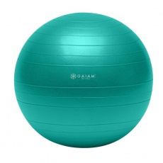 Gaiam textured gym ball