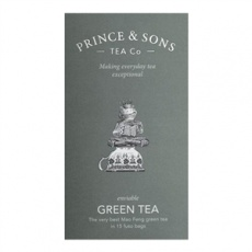 Green Tea 15 vrecúšok (30g)